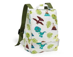 These toddler-sized Play Packs are insulated to serve as lunch and snack bags! Perfect to carry your sippy cup or Laptop Lunch Box.